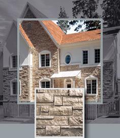 Искусственный камень KAMROCK в Саранске