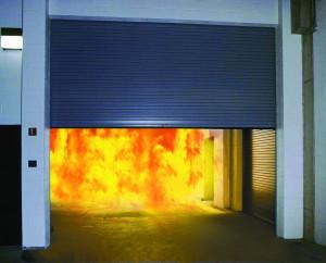 Противопожарные ворота в Саранске