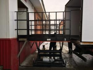 Стол подъемный DOORHAN