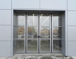 Складные ворота DOORHAN