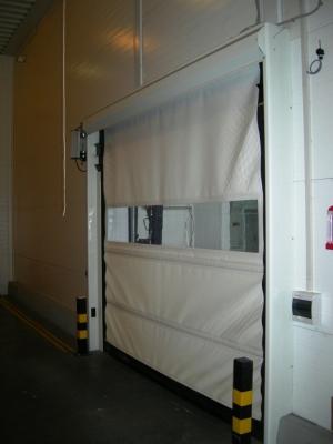 Скоростные рулонный ворота DoorHan